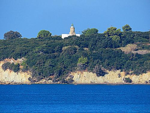 Lighthouse at Katakolon (1 of 2)