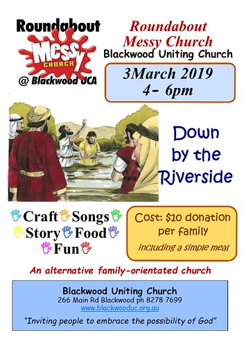 Messy Church March 2019