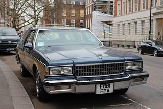1989 Chevrolet Caprice,1