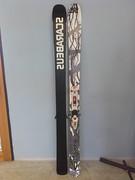 freeride lyže Scarabeus Dragonfly s touringovým vá - titulní fotka