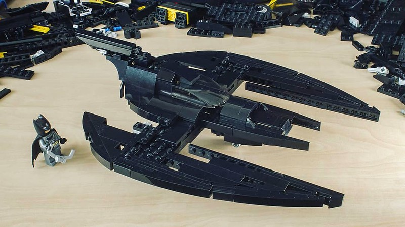 LEGO Batwing TAS