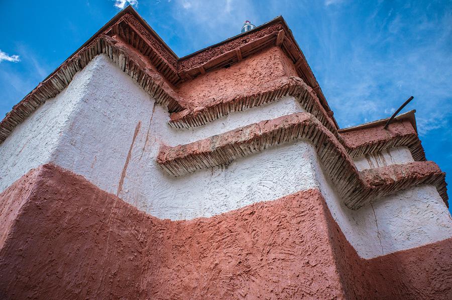 Ванла гомпа (монастырь Ванла), Ладакх © Kartzon Dream - авторские путешествия, авторские туры в Гималаи, тревел фото, тревел видео, фототуры