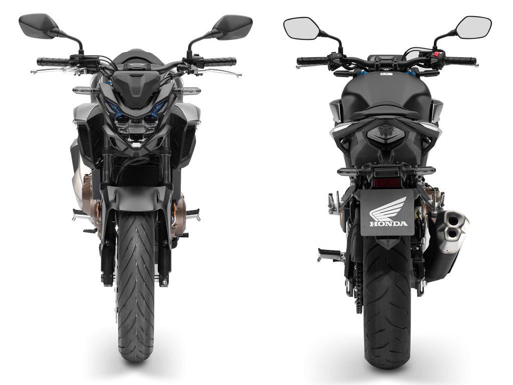 Honda CB 500 F 2019 - 0