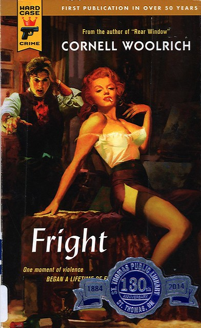 Hard Case Crime - Cornell Woolrich - Fright