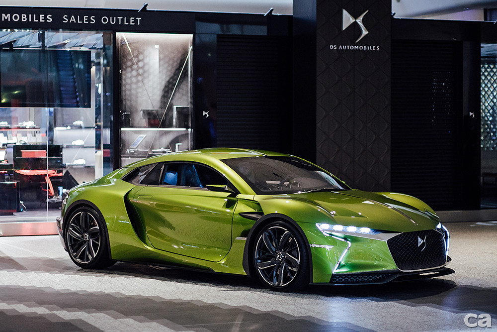 DS E-Tense at DS Urban Store in Westfield London 7466