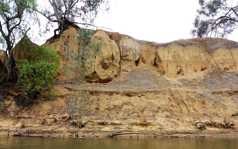 Cliffs on the Murphy Creek