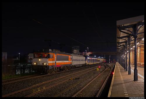Railexperts 9901, Geldermalsen 23-01-2018