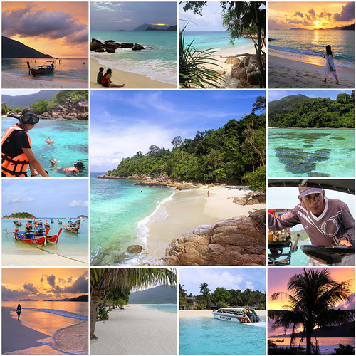 Tropical paradise Koh Lipe