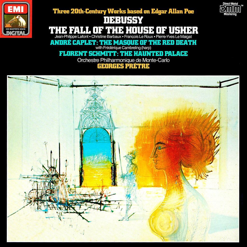 Claude Debussy - The Fall of the House of Usher