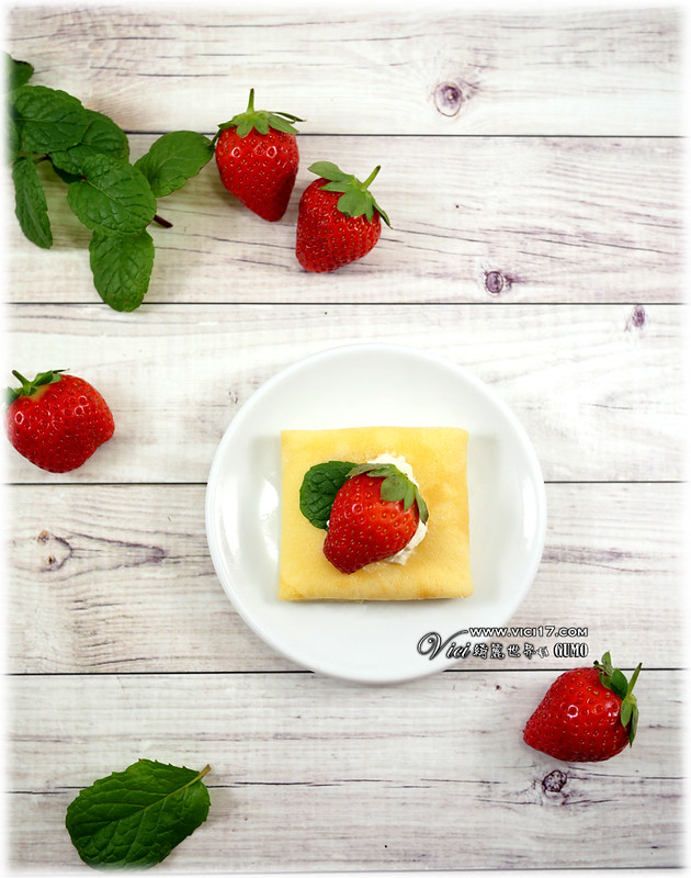 草莓班戟056