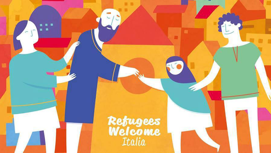 refugees-welcome-italia