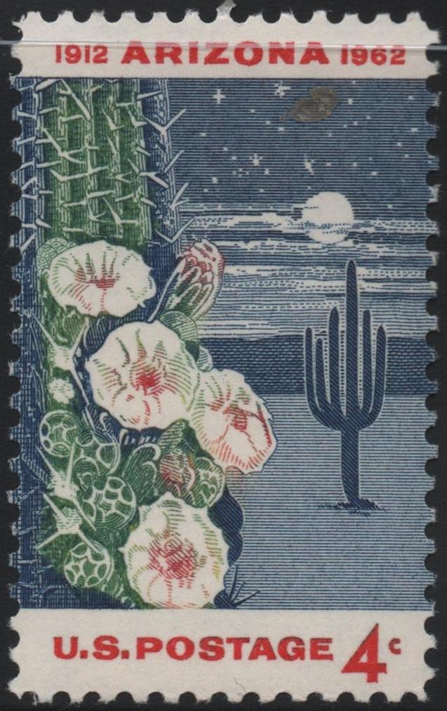 United States - Scott #1192 (1962)