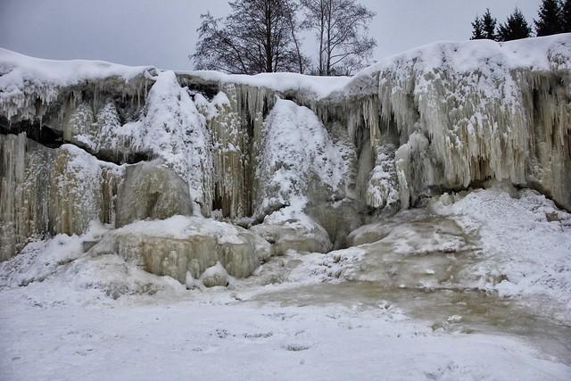 Jägala juga / Jagala Waterfall, Estonia