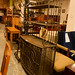 Metal wine rack shelf unit E180