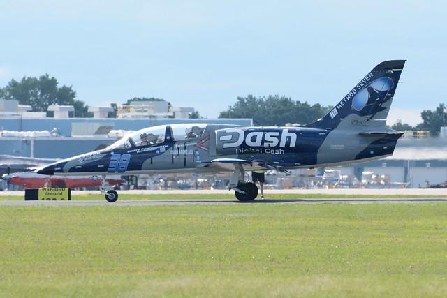 EAA2018Fri-0223a Aero L-39C Albatros N139LS