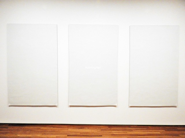 Blank Paper By Liu Jianhua
