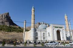 Viajefilos en Kirguistan, Sary Osh 026