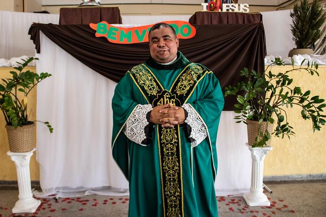 Missa de Posse - Pe. José Alexandre