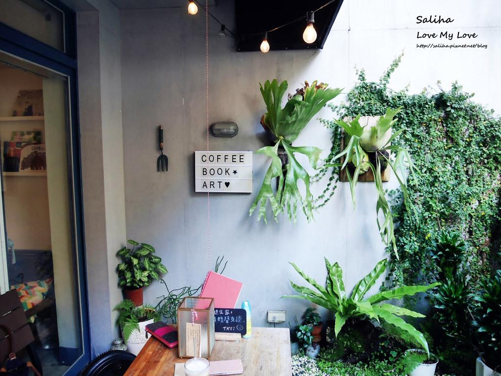 台北中正紀念堂古亭站附近不限時文青風閱讀看書繪本咖啡廳生活在他方 (12)