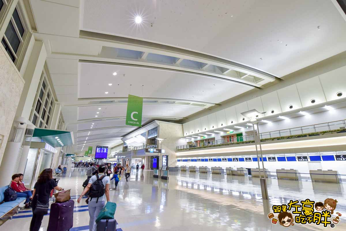 沖繩國際機場新航廈-20