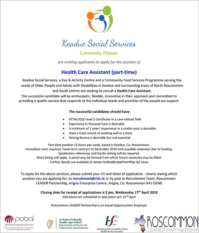 HCA-Job-Advert-APR19