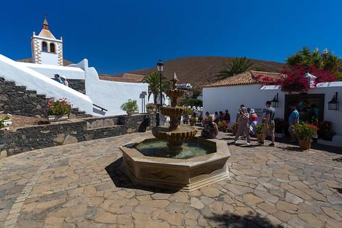 Fountain in Betancuria
