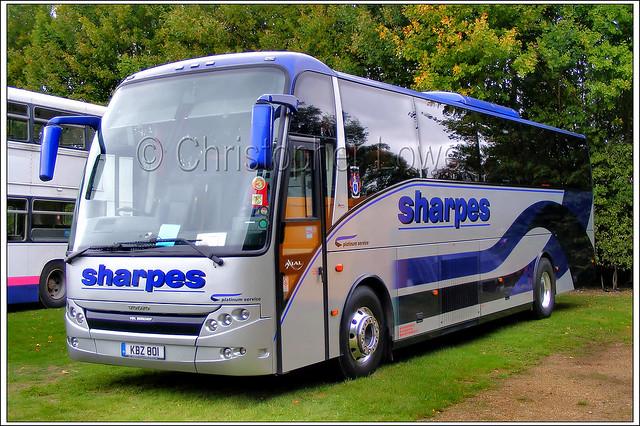 Sharpes KBZ801.
