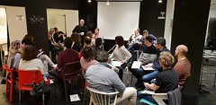 Facilitación sesión en Seminario #NERbyK2K