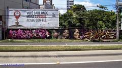 graffiti - BecoRS na Protásio