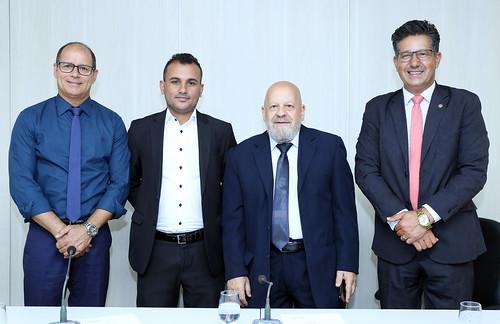 1ª Reunião Extraordinária- Comissão de Desenvolvimento Econômico, Transporte e Sistema Viário