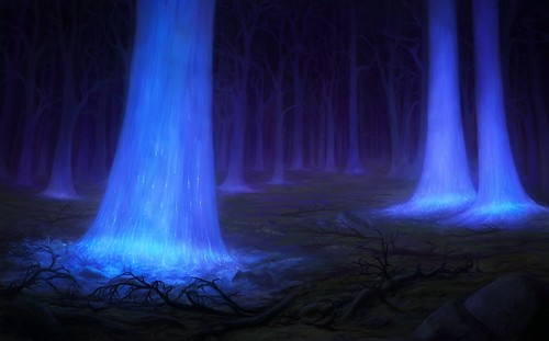 Ghosts of Trees