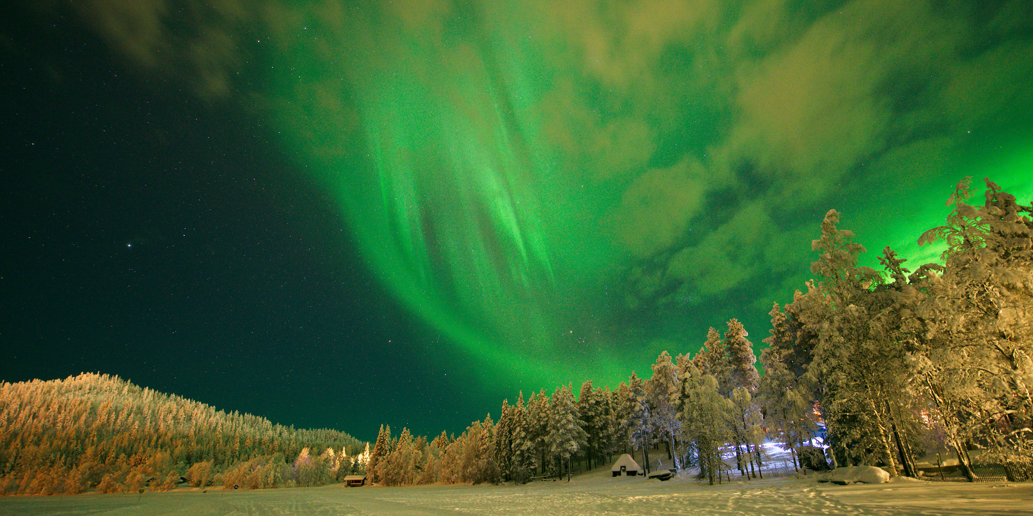 Northern Lights #1
