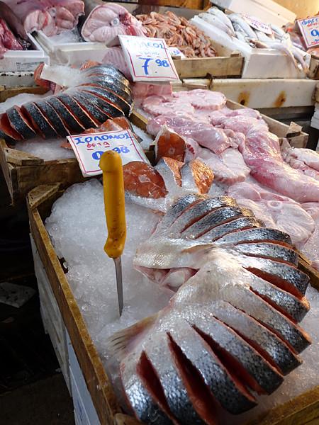 poisson en éventail