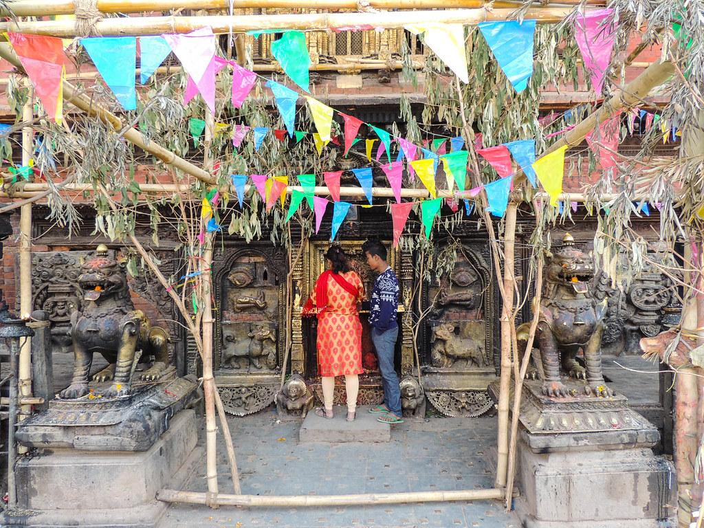 La ciudad cultural de Nepal