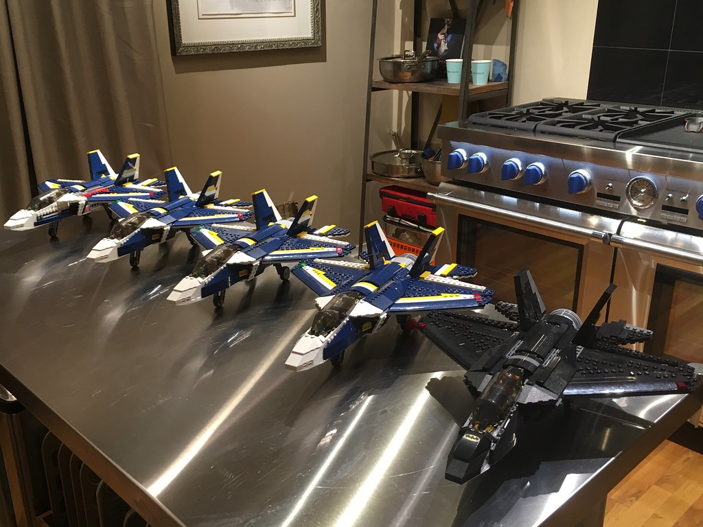 Lego Air Force