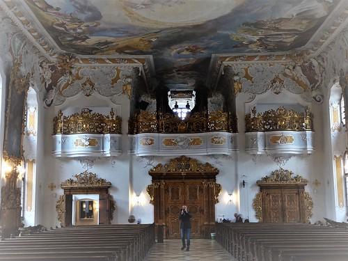 Ingolstadt, Bavaria (state of Germany), Kirche Maria vom Siege, la chiesa di Santa Maria della Vittoria, la iglesia de Santa María de la Victoria, l'église de Sainte Marie de la Victoire, the Church of Saint Mary of the Victory (Neubaustraße)
