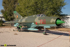 740---94A4302---East-German-Air-Force---Mikoyan-Gurevich-MiG-21SPS-Fishbed---Madrid---181007---Steven-Gray---IMG_1746-watermarked