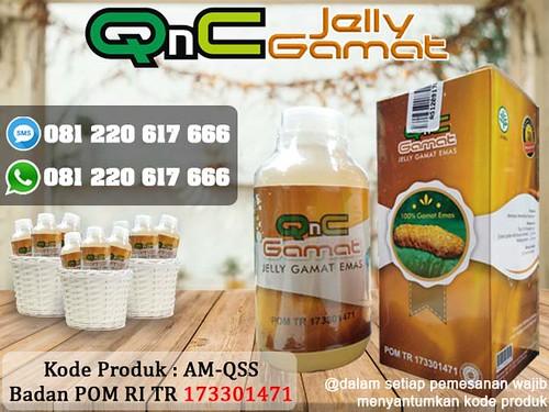 QnC Jelly Gamat Sebagai Salep Penghilang Bekas Koreng