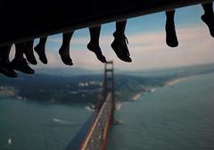 Soarin over the Golden Gate
