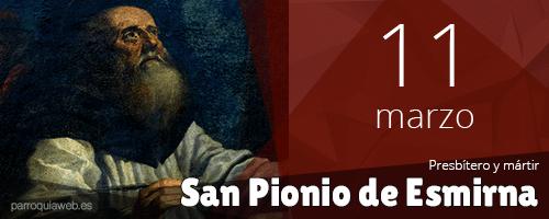 San Pionio de Esmirna