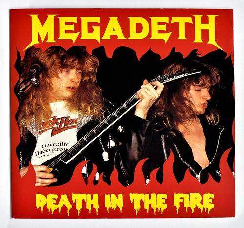Megadeth Death in the Fire