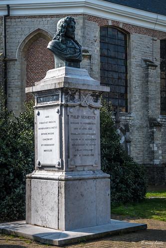 Verrebroek, Monument Philip Verheyen.