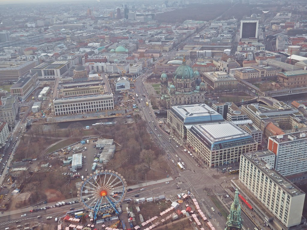 best view of berlin tv tower