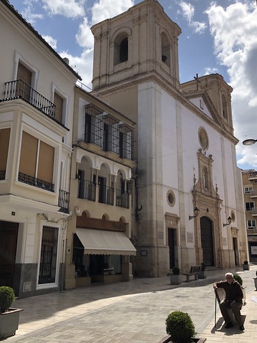 Basílica de San Juan de Ávila, Montilla