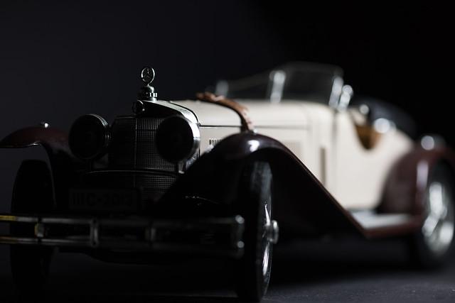 Mercedes Benz SSK 1928, Canon EOS 5D MARK IV, Canon EF 100mm f/2.8 Macro USM