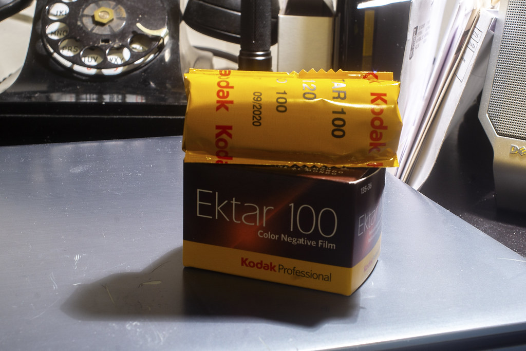 Film Review Blog No. 41 - Kodak Ektar 100