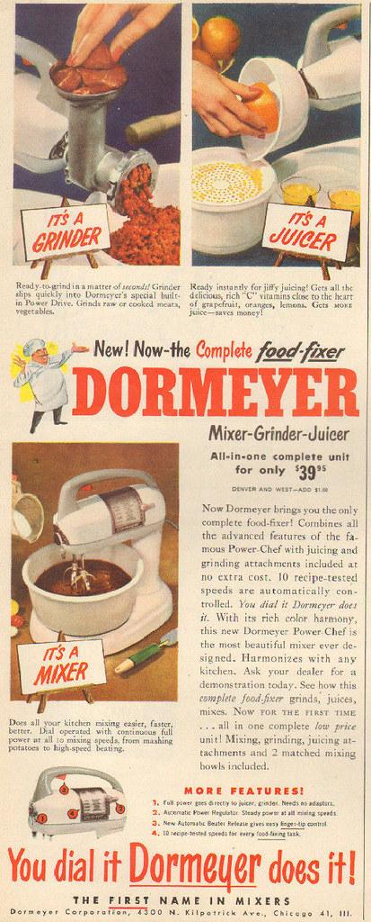 Dormeyer 1949