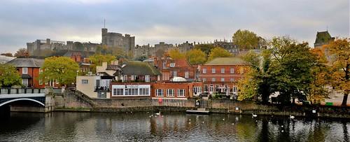 Windsor Castle 3. Panorama. Nikon D3100. DSC_0560-0562