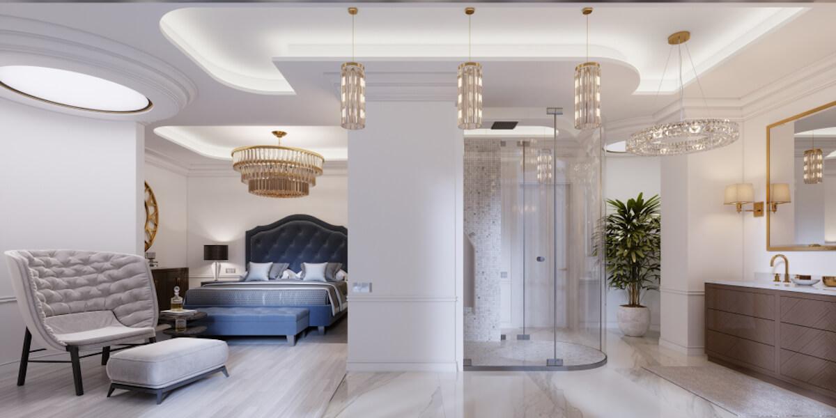 contoh desain kamar mandi klasik