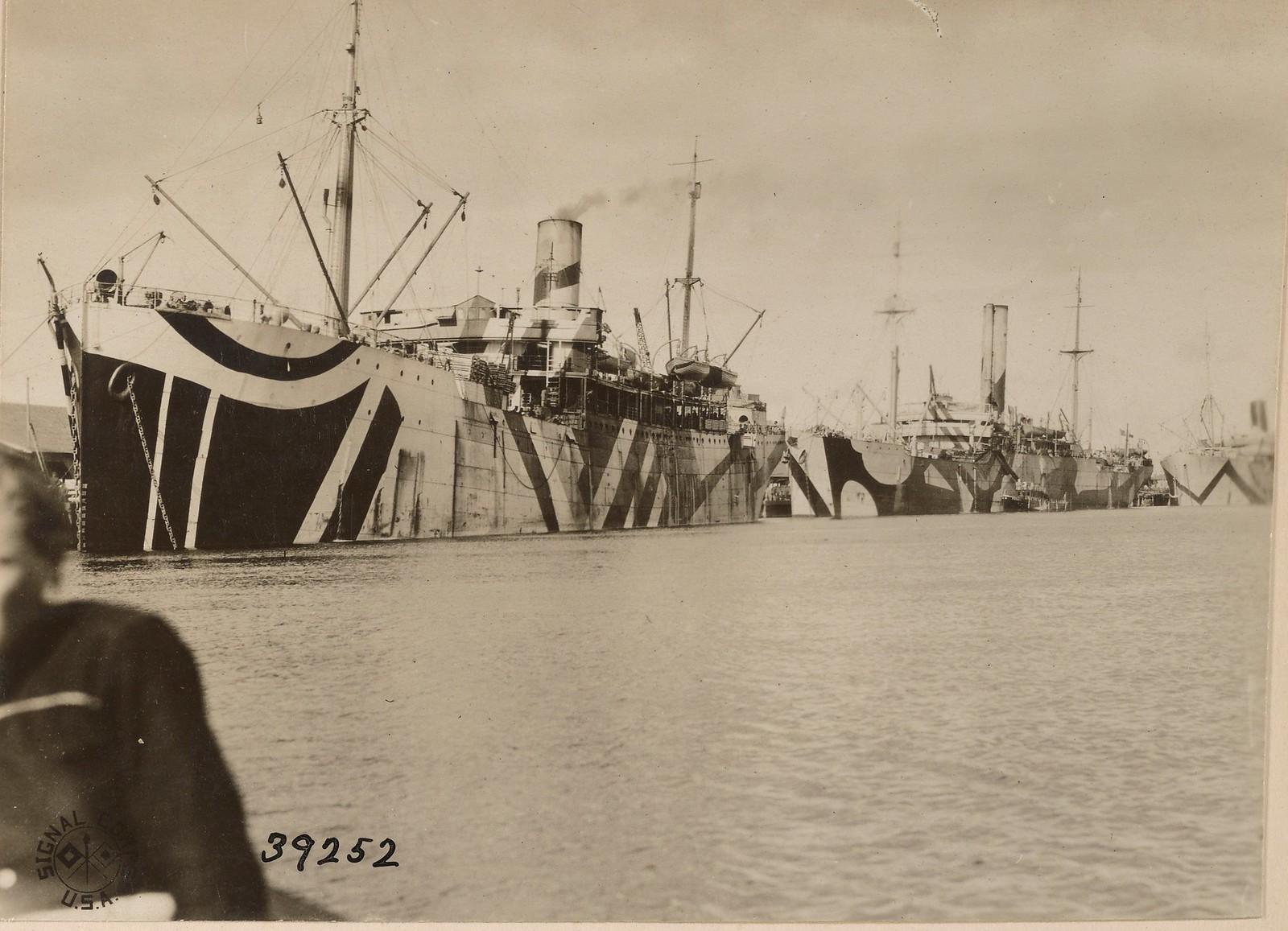 04. Бакарица. Транспорт в гавани после высадки